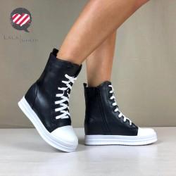 Sneakers Jade nere