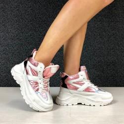 Sneakers Space rosa